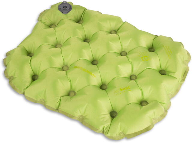 Sea to Summit Air Seat Insulated, green